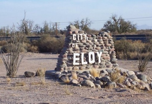 Eloy water Damage