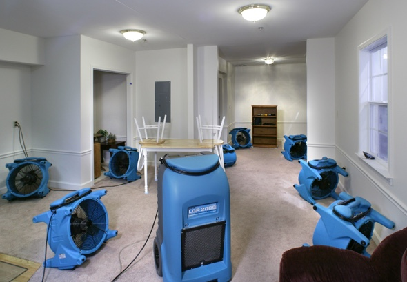 Benson Water Damage Restoration