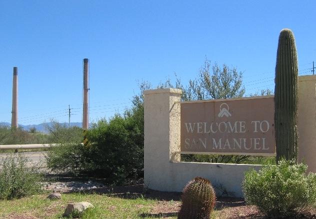 San Manuel Water Damage